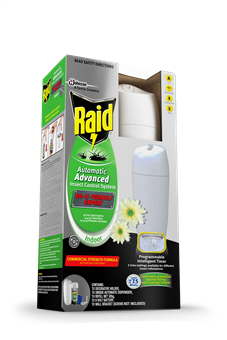 RAID AUTOMATIC ADVANCED INSECT CONTROL SYSTEM DO IT YOURSELF EXPERT