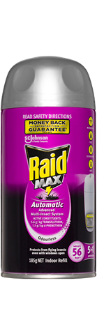 RAID AUTOMATIC ADVANCED MULTI-INSECT CONTROL SYSTEM (Refill)