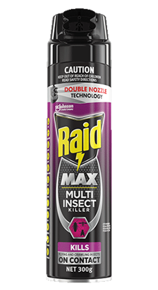 Raid Max Multi Insect Killer